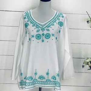 Chic Connection Tunic 2X